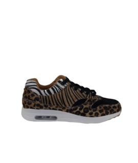 Sneaker Leopard Print
